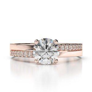 Jewelry - 2.25 Carats sparkling brilliant cut diamonds Weddi